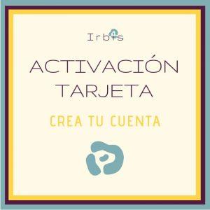 activacion tarjeta